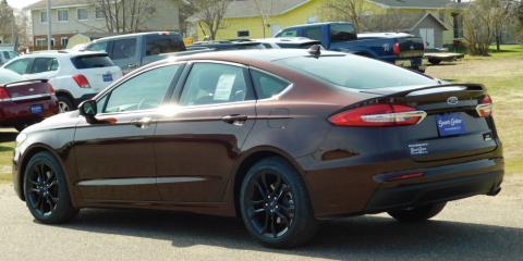 2019 Ford Fusion SE $20,977, Barron, Wisconsin