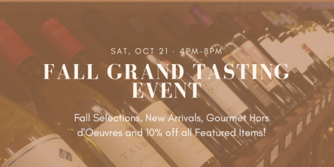 The Upper West Side's Best Wine Tasting Event for Fall, Manhattan, New York