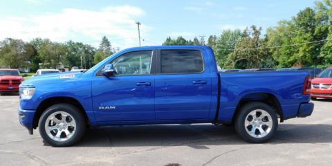 2019 Ram 1500 Big Horn Sport $43,995 , Barron, Wisconsin