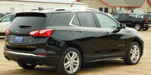 2019 Chevrolet Equinox Premier $31,880 Premier AWD, Barron, Wisconsin
