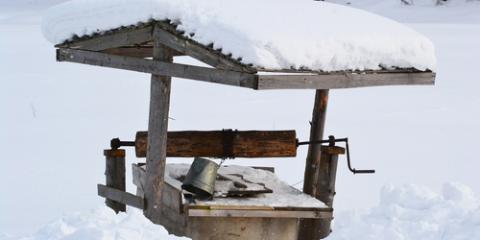 Image result for water well in the winter