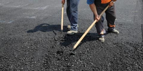 How Parking Lot Asphalt Repairs Support Your Business, ,