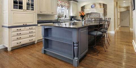 How to Plan a Kitchen Remodel When You Want to Add an Island, Wentzville, Missouri