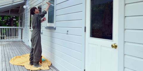 4 Benefits of Exterior Painting Projects, O'Fallon, Missouri