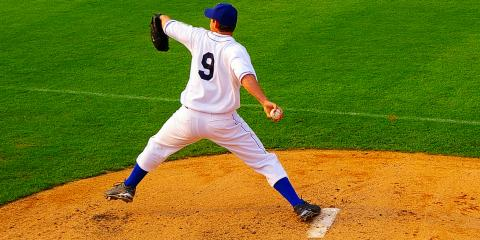 5 Types of Baseball Pitches, O'Fallon, Missouri
