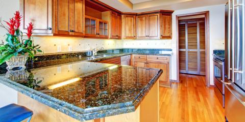 Top 5 Benefits of Installing Granite Countertops, Lemay, Missouri