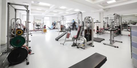 4 Features to Seek in Commercial Gym Flooring, O'Fallon, Missouri