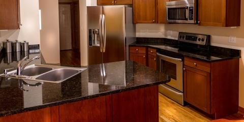 3 Reasons to Choose Granite Countertops for Your Kitchen, O'Fallon, Missouri