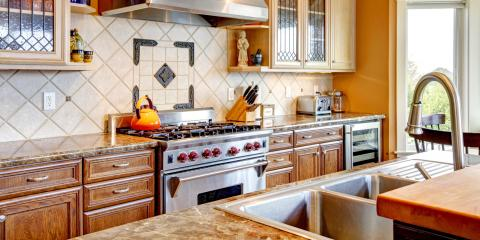 5 Tips for Choosing a Tile Backsplash for the Kitchen, St. Paul, Missouri