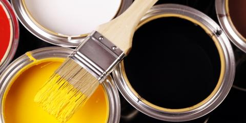 A Brief Guide to Interior Painting Finishes, O'Fallon, Missouri