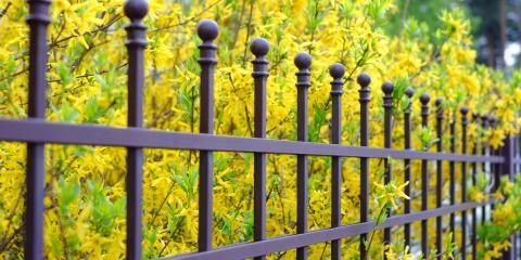 4 Benefits of Powder Coating an Aluminum Fence, O'Fallon, Missouri