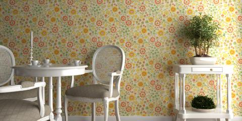5 Reasons to Use Wallpaper in Your Home, St. Paul, Missouri