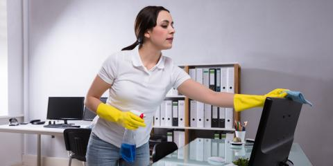 What to Include in Your Office Cleaning Checklist, Springdale, Ohio