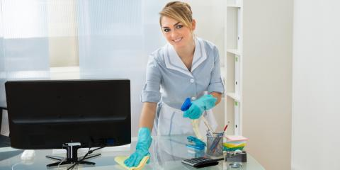 4 Telltale Signs You Need Professional Office Cleaning, Greenwich, Connecticut