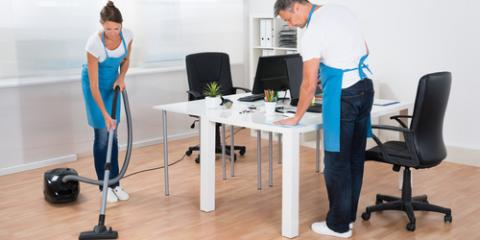 3 Reasons to Hire Professionals for Office Cleaning, Phoenix, Arizona