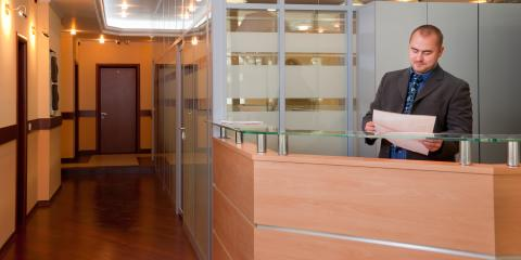 How to Maintain a Clean Office Lobby, New York, New York