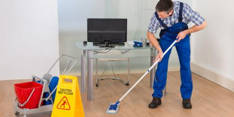 How Professional Office Cleaning Prevents Employee Health Issues, Spokane, Washington