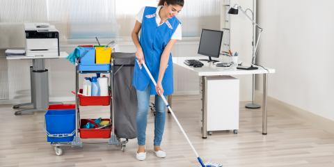 3 Benefits of Green Cleaning, New Haven, Connecticut