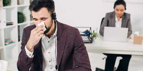 5 Office Hygiene Tips for Flu Season, Dayton, Ohio