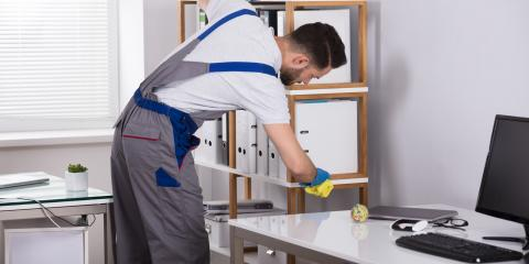 5 Office Cleaning Tasks That Must Be Done Daily, Austin, Texas