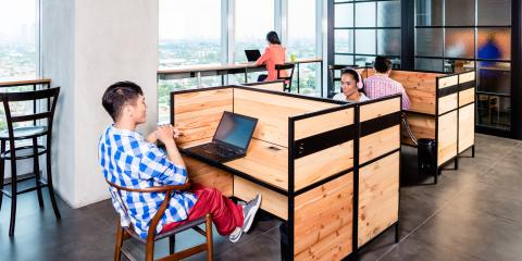 4 Creative Ways to Modernize Your Office Cubicles, Maryland Heights, Missouri