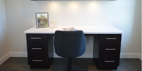 Office Space at Miamisburg Luxury Apartments Sets You Up for Success, Miamisburg, Ohio
