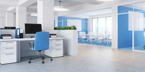 3 Essential Rules in Choosing Office Equipment & Furniture Systems, Sanford, North Carolina