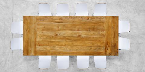 4 Benefits of Wooden Office Furniture, Miami, Ohio