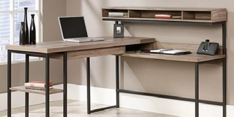 Beautiful & Practical: Weekends Only Knows Everything About Styling Your Office, St. Peters, Missouri