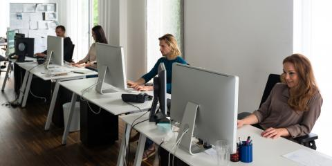 Office Furniture Experts Offer Top 5 Tips to Stop Slouching at Work, Manhattan, New York