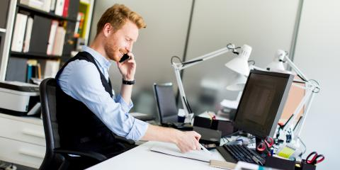 3 Ways Office Furniture Affects Productivity, ,