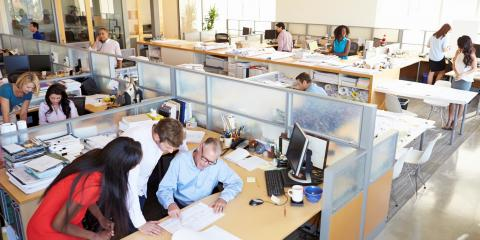 4 Tips for Designing an Office Layout, Fairport, New York