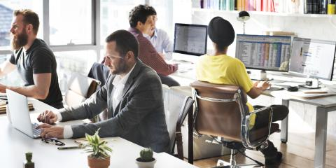 3 Tips to Improve Your Posture at Work, Delray Beach, Florida
