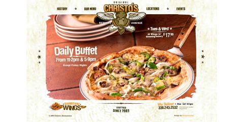 Christo's Original, Restaurants, Restaurants and Food, Lexington, North Carolina