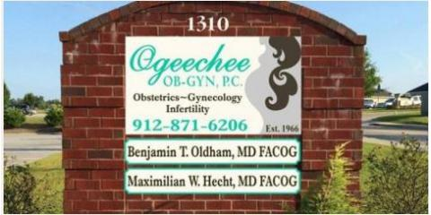 Ogeechee OB-GYN, Women's Health Services, Health and Beauty, Statesboro, Georgia