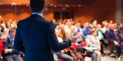 3 Events That Require an Audio Visual Rental Company, Cincinnati, Ohio