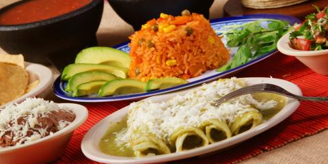 The Top 3 Differences Between Authentic Mexican Food & Tex-Mex, Amelia, Ohio