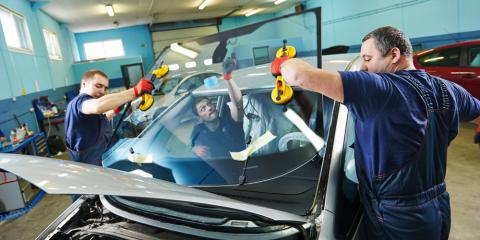 3 Reasons to Leave Auto Glass Repair to the Professionals, Cincinnati, Ohio