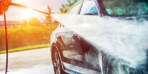 Auto Paint Shop Explains the Best Way to Wash Your Car, Buffalo, Minnesota