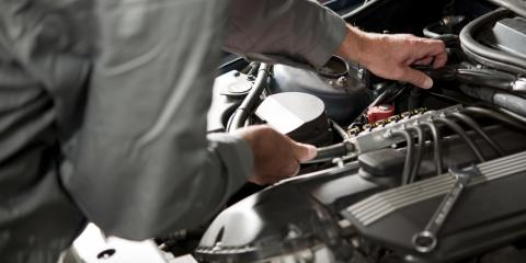 Auto Repairs That Require the Help of a Mechanic, Harrison, Ohio