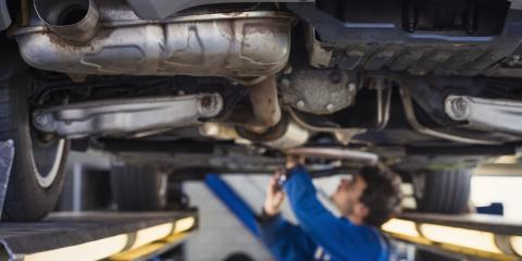 3 Ways to Tell Your Car Needs an Exhaust System Repair, Mount Orab, Ohio