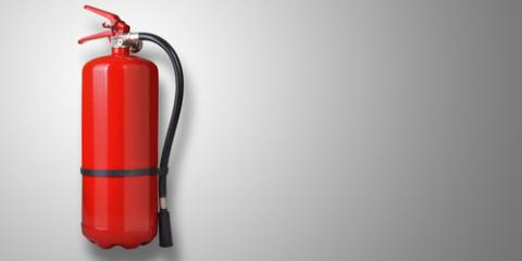 How to Determine How Many Fire Extinguishers Your Building Needs, West Chester, Ohio