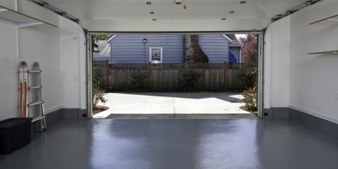 Flooring Contractor's Guide to Replacing Your Garage Floor, Monroe, Ohio