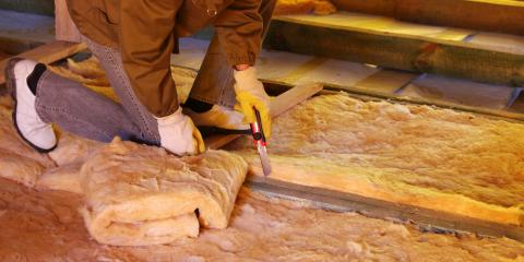 The Importance of Attic Insulation for Energy Efficiency, Middletown, Ohio