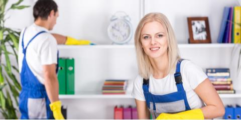 Moving Out? Why You Should Hire a Maid Service, Norwood, Ohio