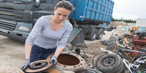 4 Tips for Finding Scrap Yard Items, Whitewater, Ohio