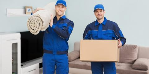 5 Things to Know When Hiring Movers, Cincinnati, Ohio
