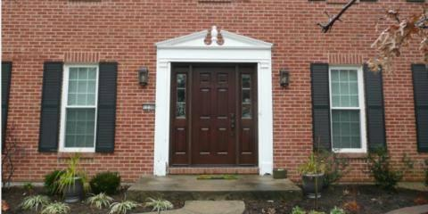 5 Ways a New Entry Door Adds Security to Your Home, Green, Ohio