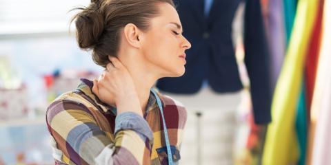 3 Common Causes of Neck Pain, Elyria, Ohio