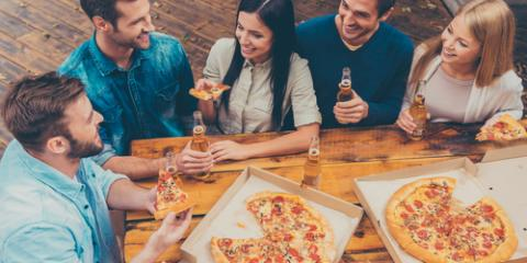 Why Pizza Is Perfect for Any Event, Liberty, Ohio